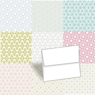 French Paper - MOD-TONE TEXT- A2 (4-3/8X5-3/4) Envelopes (32/80)