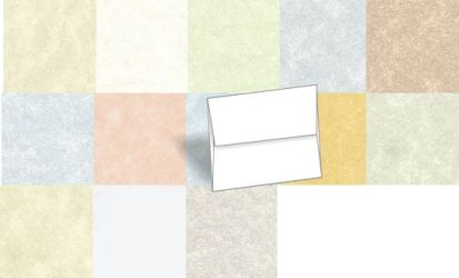 "French Paper - Parchtone Text -A2 (4 3/8"" x 5 3/4"" ) Envelopes (24/60)"