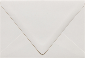 A9 Contour Flap (5 3/4 x 8 3/4) Recycled Envelopes Natural  80lbs Moistenable Glue