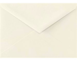 4 BAR Envelopes (3 5/8 x 5 1/8) Natural 70lbs Moistenable Glue
