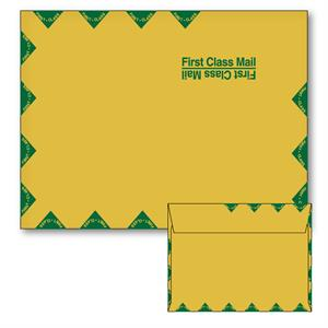 9.5 X 12.625 BOOKLET ENVELOPE 28LBS BROWN KRAFT FIRST CLASS MAILER BULK OF 500