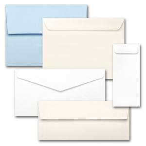 "Neenah CLASSIC CREST - A9 (5 3/4"" x 8 3/4"" )Envelopes 70# Smooth Finish"
