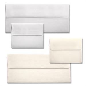"Gmund Ever A2  (4 3/8"" x 5 3/4"" ) 91# Text Envelopes Laid Finish"