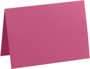 A9 Folded Card (5 1/2 x 8 1/2) 13 Bright Colors 80#