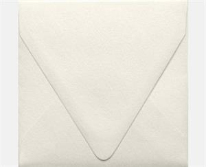 5 x 5 Square Contour Flap Metallic Envelopes  Moistenable Glue 80lbs