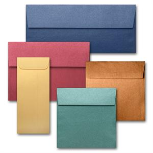 "Stardream Metallic A1 ENVELOPES (3 5/8"" x 5 1/8"" ) Many Colors"