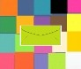 Wausau Astrobrights  6 3/4 ENVELOPES  comes in 25 Colors - 2500 BOX