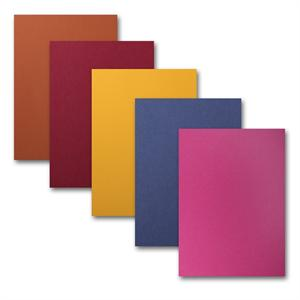 BASIS COLORS Sheets of PAPER LOTS OF COLORS, SIZES