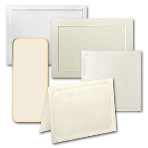 "Neenah Classic Crest Cards and Folders 4 Bar (3 1/2"" x 4 7/8"")"