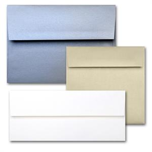 "Esse Envelopes A6 (4 3/4"" x 6 1/2"")   Square Flap  80# Text"