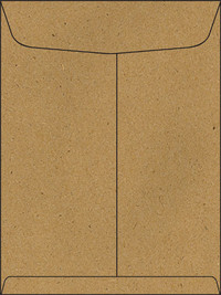 Brown Bag Envelopes  KRAFT  9 x 12 Envelopes  400
