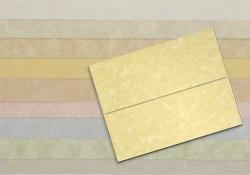 Astroparche - Monarch Envelopes -2500/carton 9 Colors