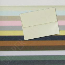 "Shine Shimmer Metallics A7 (5.25"" x 7.25"")  ENVELOPES 80#"