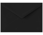 Lee BAR Envelopes (5 1/4 x 7 1/4) Midnight Black Moistenable Glue 80lbs