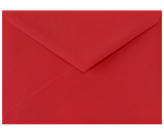 Lee BAR Envelopes (5 1/4 x 7 1/4) Ruby Red  Moistenable Glue 80lbs